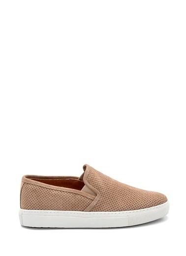 Derimod Erkek Ayakkabı(4038) Sneaker Vizon
